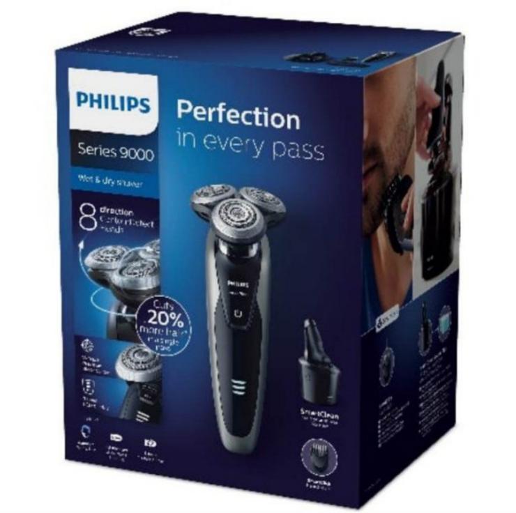 Afeitadora eléctrica Philips serie 9000