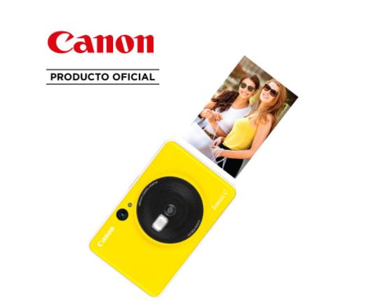 Cámara Impresora instantánea Canon Zoemini C