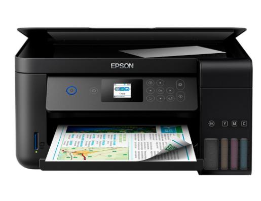 Impresora multifunción tinta EPSON EcoTank ET-2750