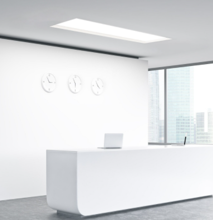 Panel LED 120x30cm 40W