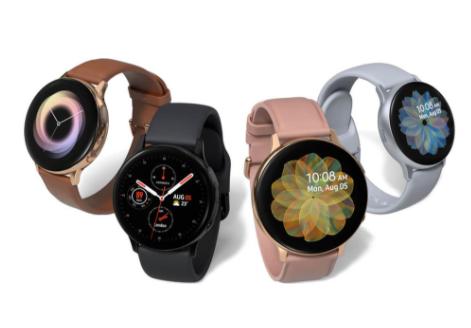 Samsung Galaxy Watch Active1