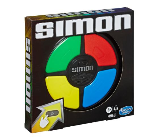 Juego de mesa Hasbro Gaming Simon