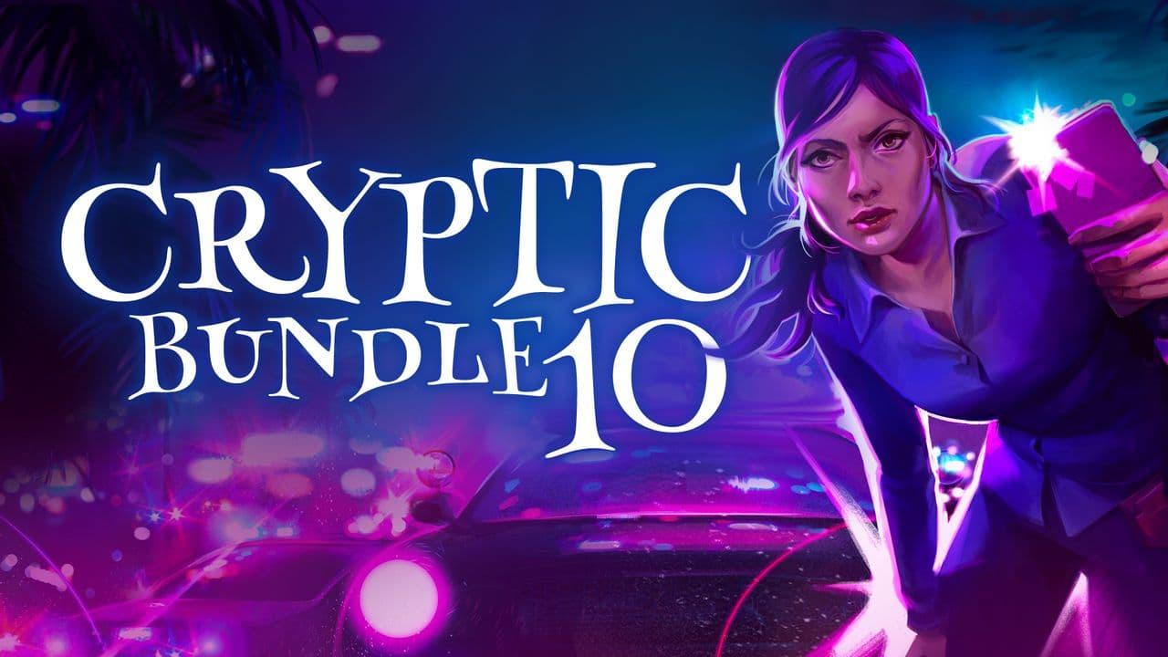Cryptic Bundle 10: 10 Videojuegos