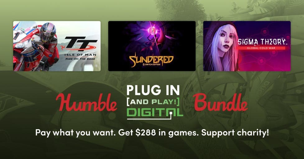 Humble Bundle: Plug In Digital(And Play) desde Steam