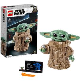 Set LEGO Star Wars The Mandalorian El Niño Baby Yoda