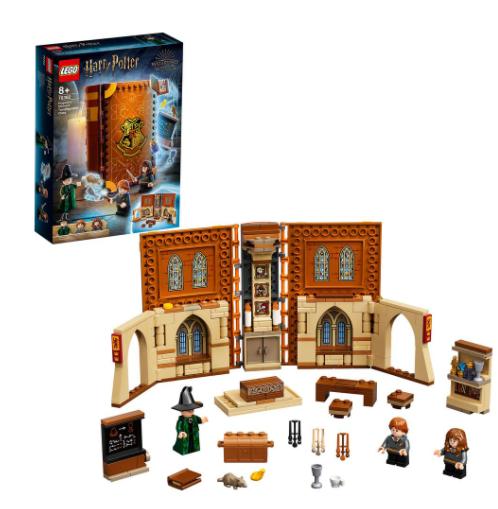 Set LEGO Harry Potter TM Momento Hogwarts