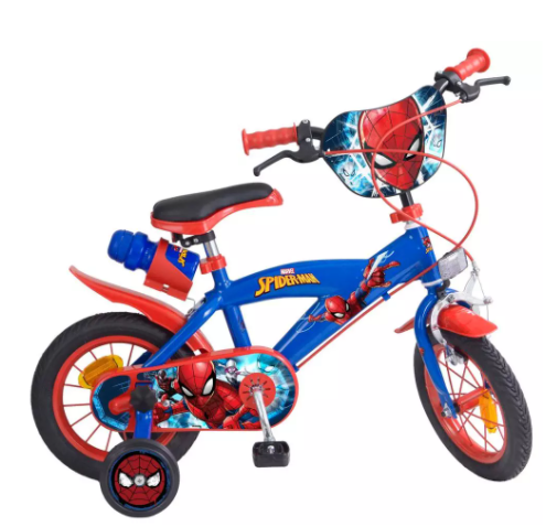 "Toimsa Bicicleta Infantil 12"" Spiderman"