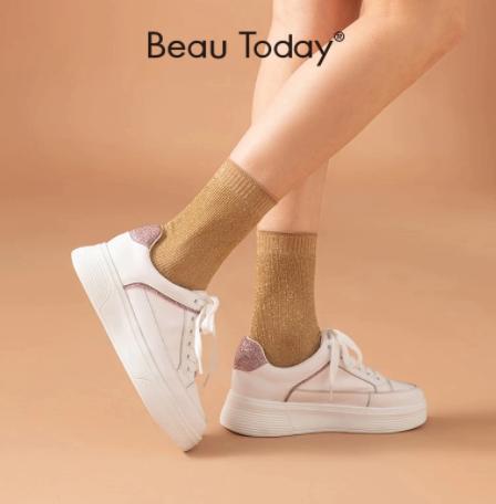 Zapatillas deportivas con plataforma