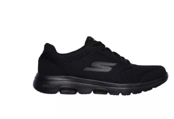 Zapatillas  SKECHERS  negras para hombre