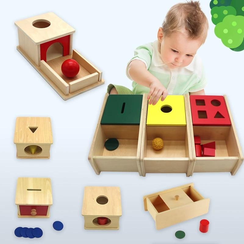 Rompecabezas de madera para niños