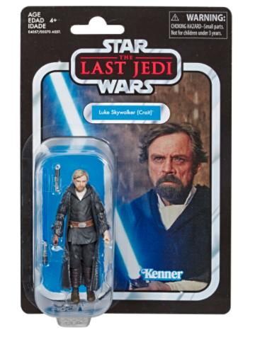 Figura  Star Wars Luke Skywalker (Anciano)