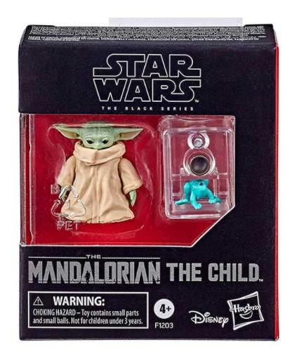Set Figura Baby Yoda + accesorios