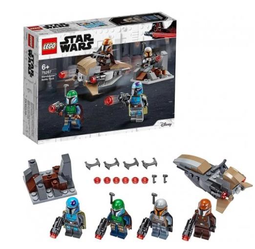 LEGO Star Wars Pack de Combate: Mandalorianos