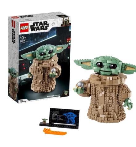 LEGO Star Wars The Mandalorian El Niño Baby Yoda