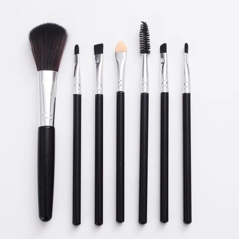 Set de 7 brochas de Maquillaje