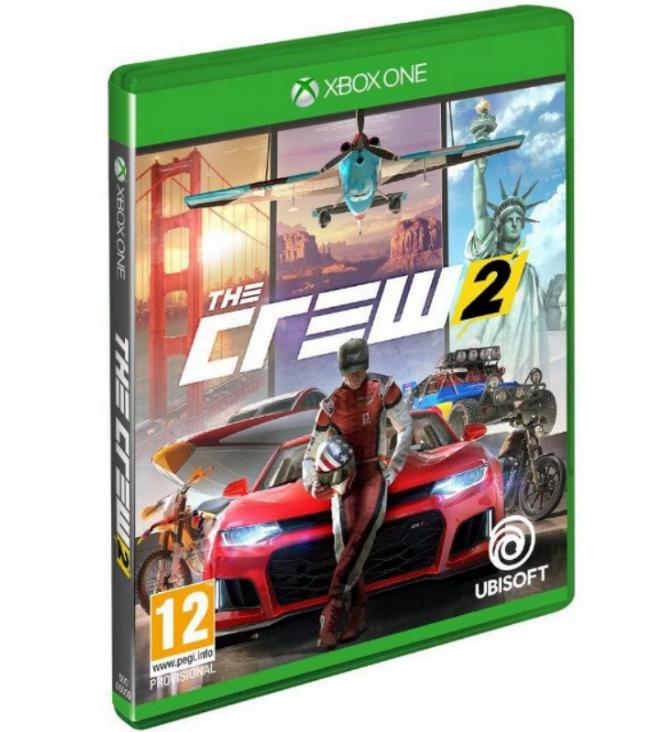 The Crew 2 Edición Estándar para Xbox One