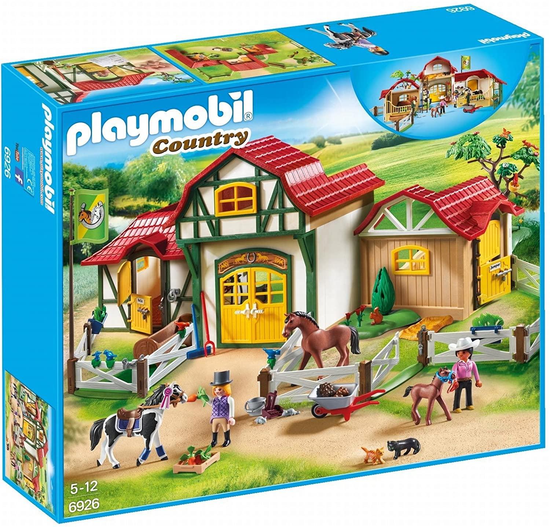 Playmobil Country Payset Granja de Caballos