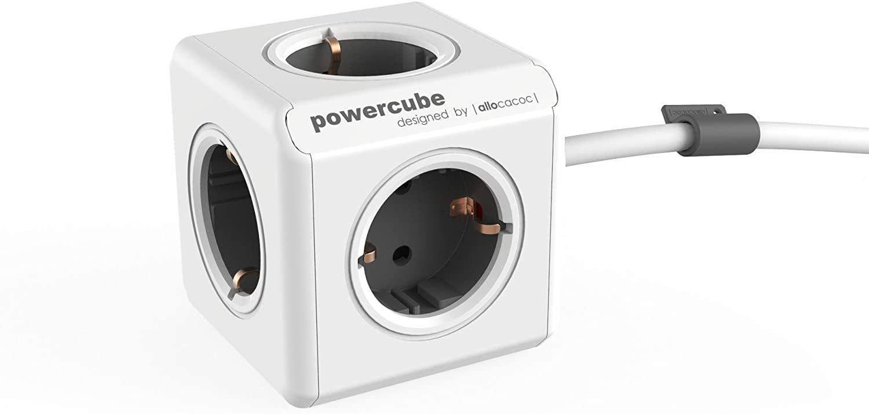 Regleta Enchufes Powercube Extended