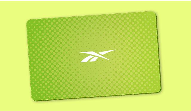 Compra una tarjeta de regalo de 40€ y llévate 10€ EXTRA en Reebok