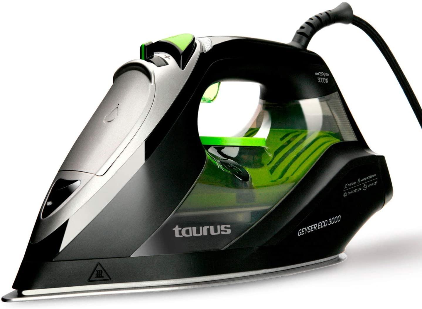 Plancha Taurus Geyser Eco 3000