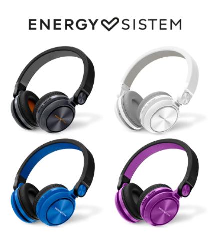 Energy Sistem Headphones BT Urban 2 Radio