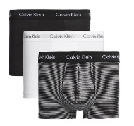 Set 3 calzoncillos Calvin Klein