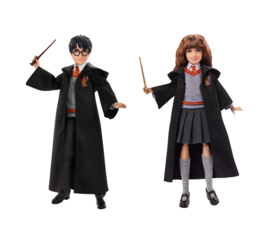 Pack dos Muñecos Harry Potter