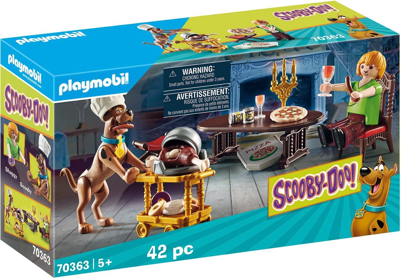 PLAYMOBIL SCOOBY-DOO! Cena con Shaggy