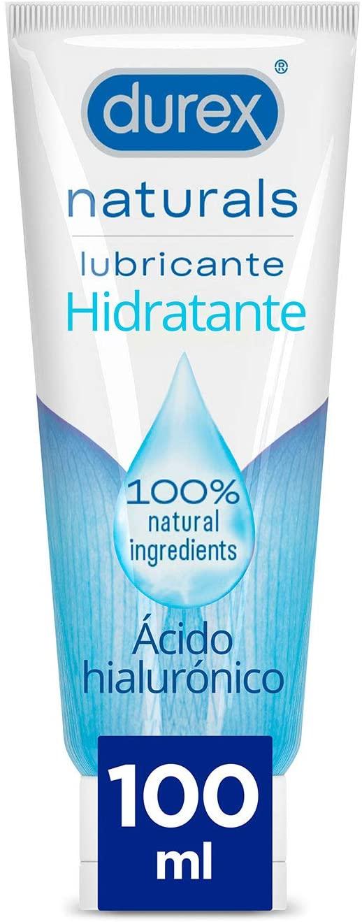 Lubricante Durex Naturals Hidratante 100ml