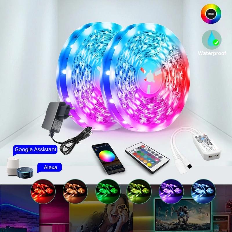 Tira LED RGB 5M 2835