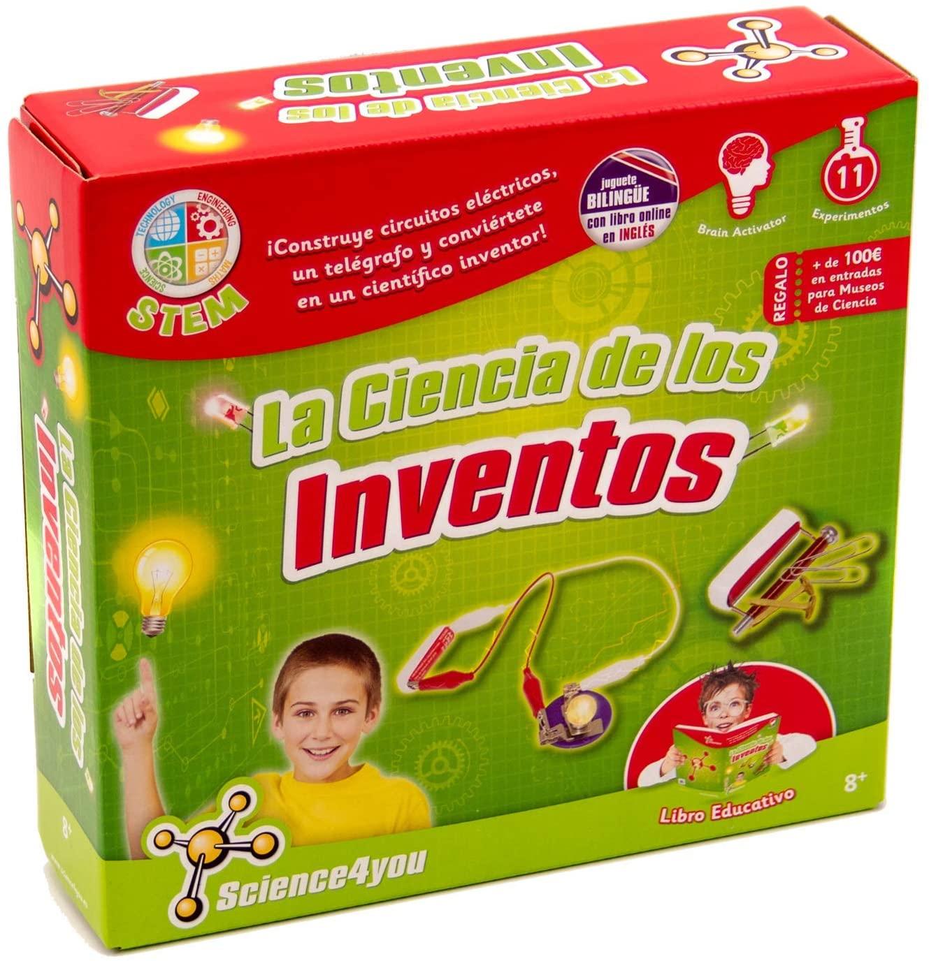 Science4you La Ciencia de Los Inventos