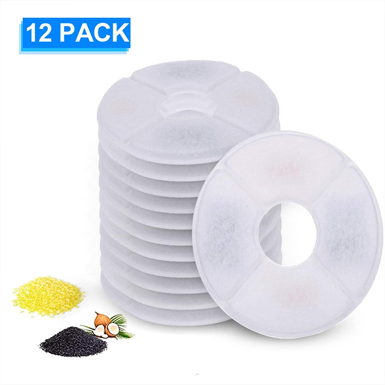 12 filtros para fuentes de agua