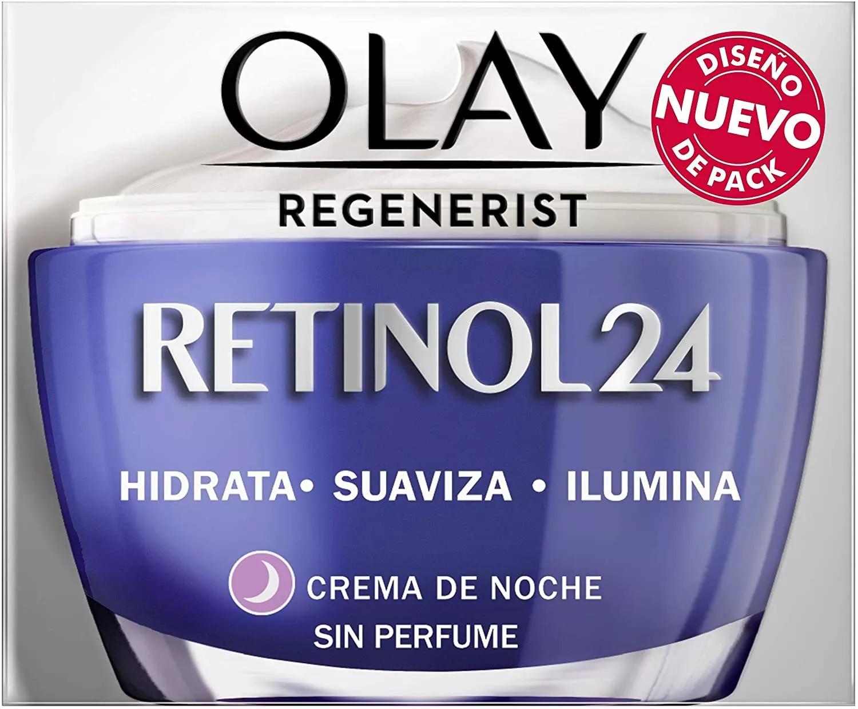 Olay Regenerist Retinol24 Crema Hidratante De Noche 50ML