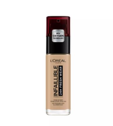 L'Oreal Paris Infalible 24H Fresh Wear Base de Maquillaje