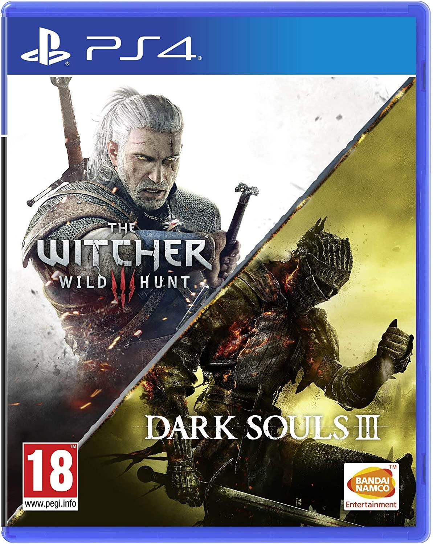 Pack: The Witcher 3 Wild Hunt + Dark Souls III para PS4