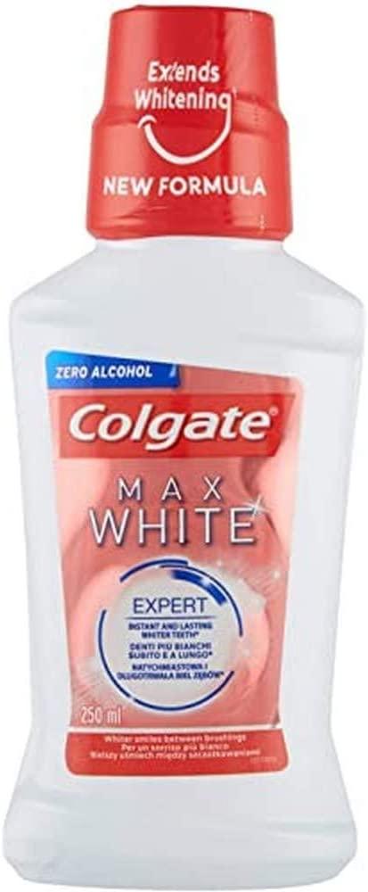 EnjuagueBucal Colgate Max White Expert