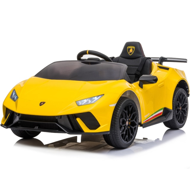Lamborghini coche eléctrico para niños