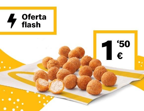 20 Chicken McBites