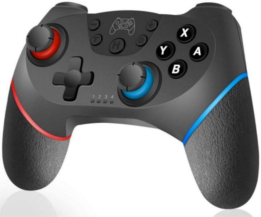 Mando inalámbrico Bluetooth compatible con Nintendo Switch