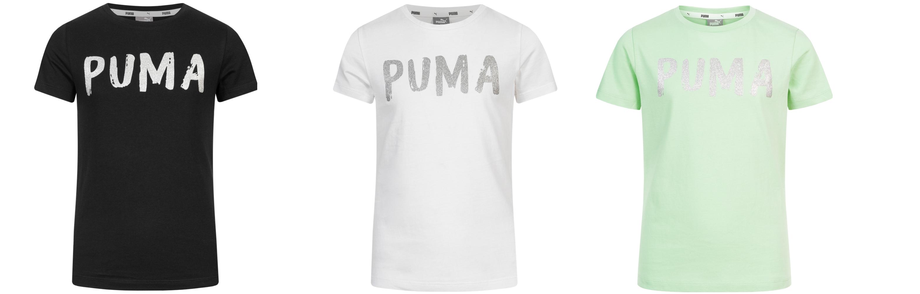 Camiseta Puma para Niños