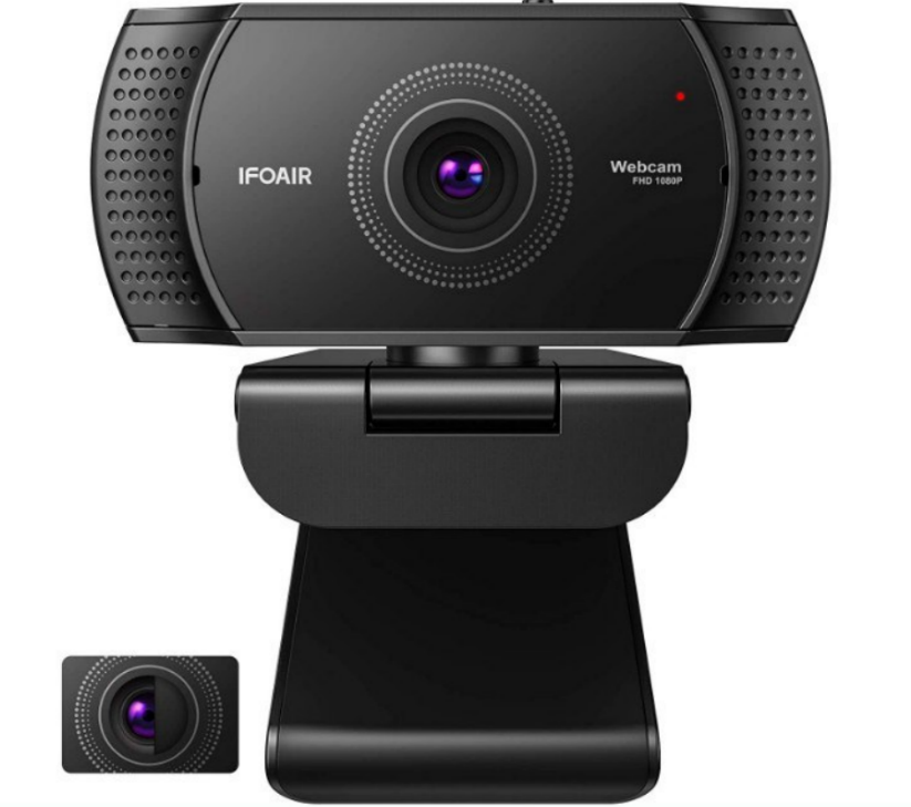 Webcam 1080p FHD USB