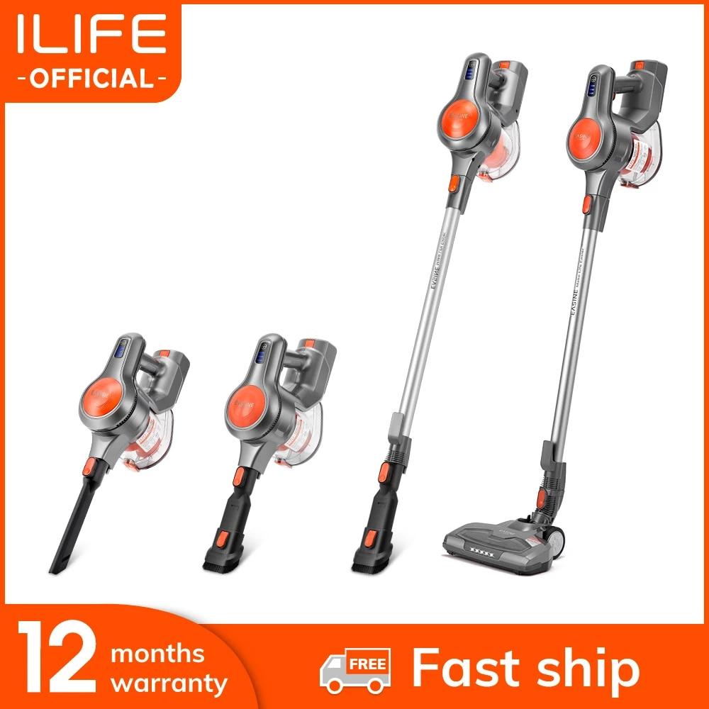 ILIFE-aspiradora inalámbrica de mano H70