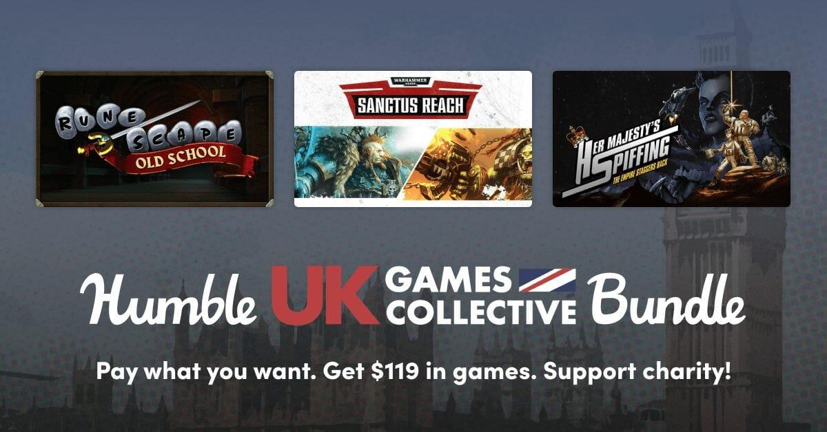 UK Games Collective Bundle