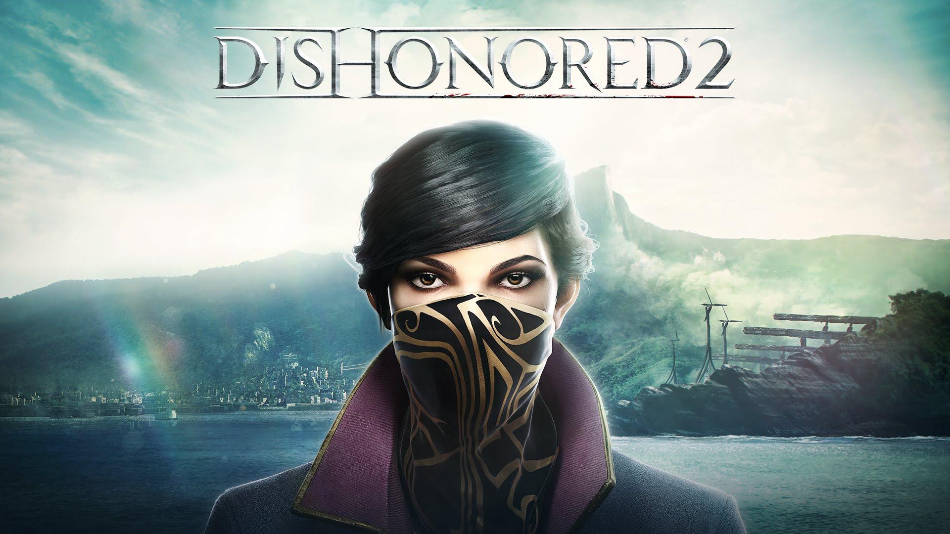 Videojuego Dishonored 2
