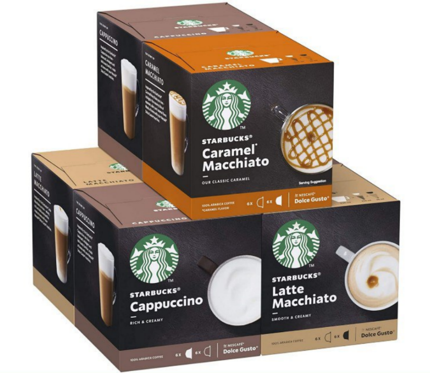 Ofertas Prime en cafés Starbucks