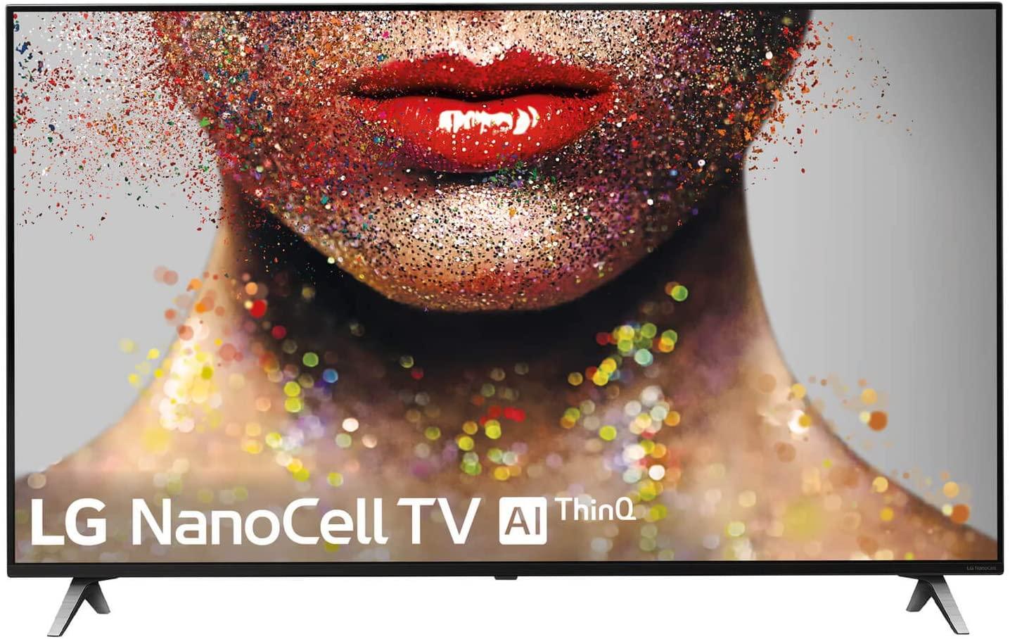 "LG NanoCell 49"" 4k UHD"