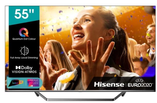 """Smart TV Hisense 55"""" 4K"""