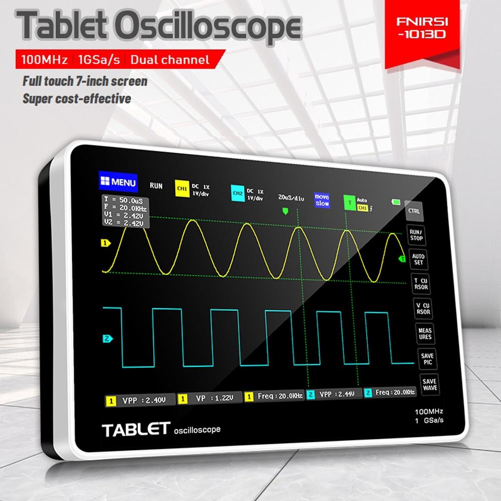 Osciloscopio digital FNIRSI-1014D