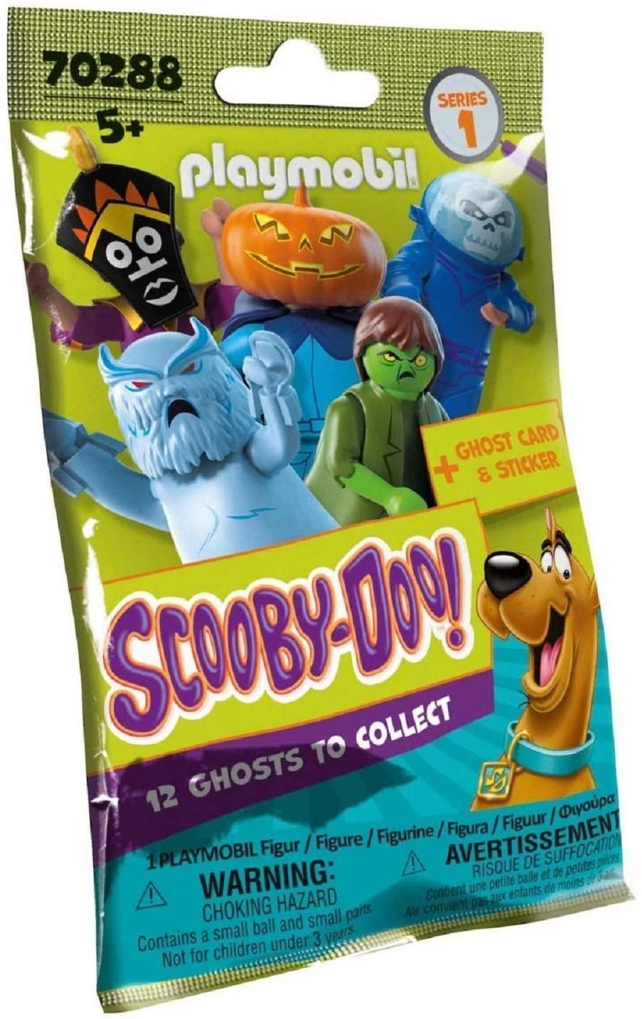Figuras Misteriosa de Scooby-Doo PlayMobil