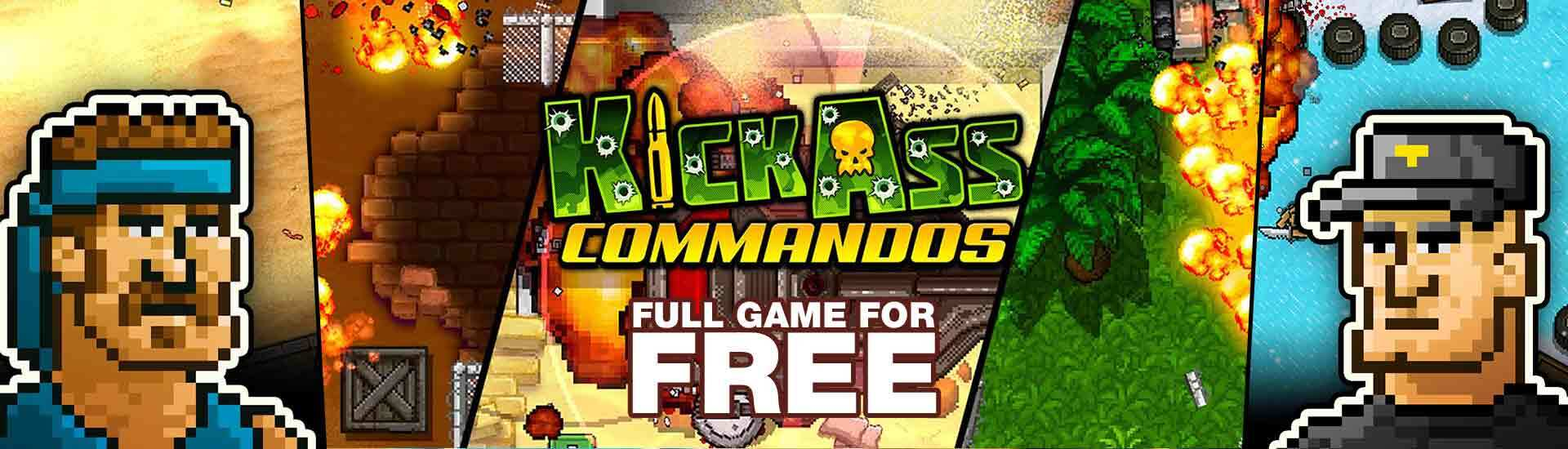 Videojuego Kick Ass Commandos